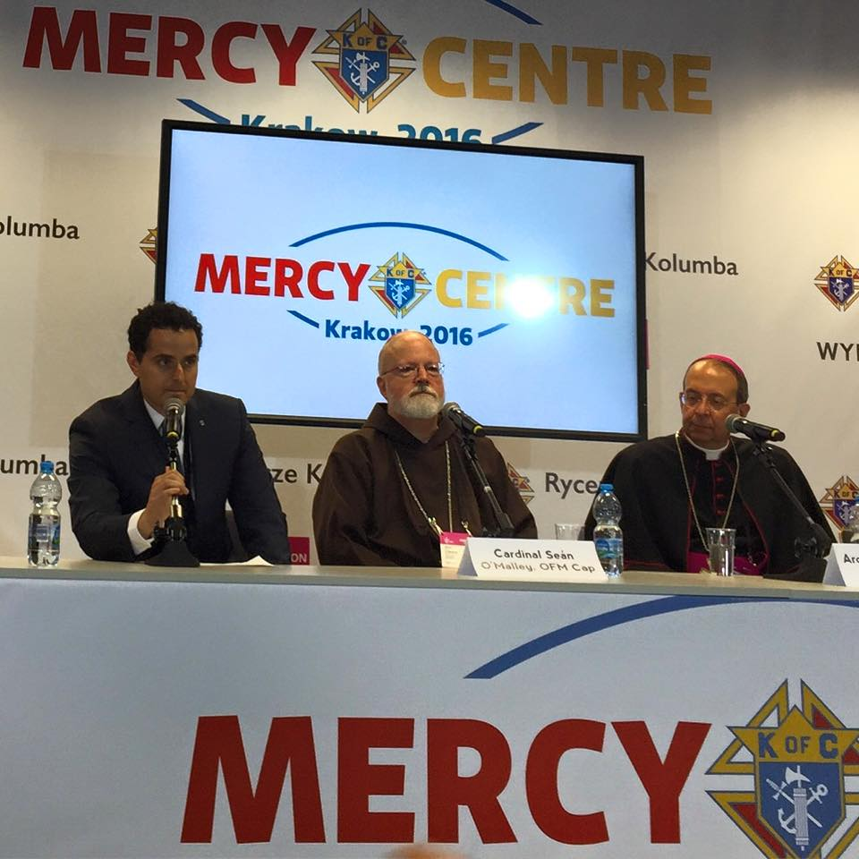 Media briefing - Religious persecution